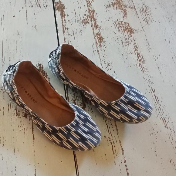 Lucky Brand Shoes - Lucky Brand ballet flats size 7.5